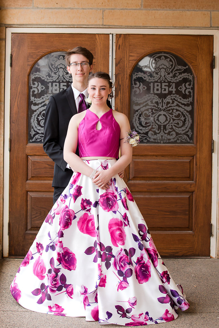 Prom Perfect / Kasson, MN Senior Photographers - Urban Flair Photography