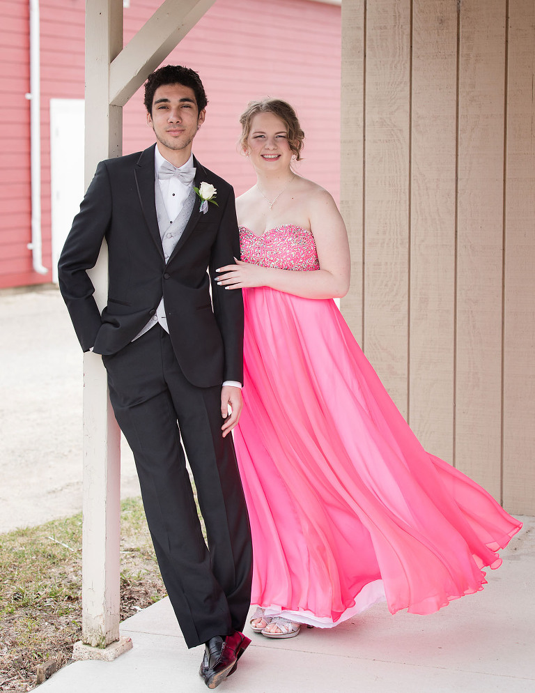 Making Memories/ Kasson MN/ Prom - Urban Flair Photography